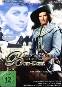 ROMANTICO-ABENTEUER-AUF-CERRADURA-BOIS-DORE-Bernard-Borderie-4-Caja-de-DVD-NUEVO
