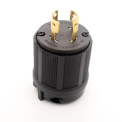 NEMA L21-30P Locking Generator Plug 30A   3фY120V//208V