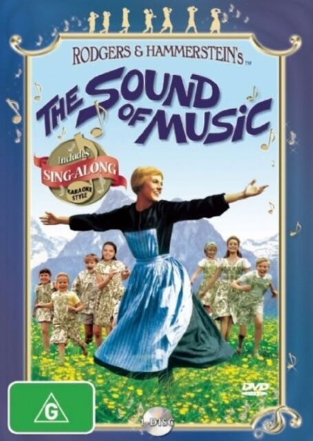 The Sound Of Music (DVD, 2005)