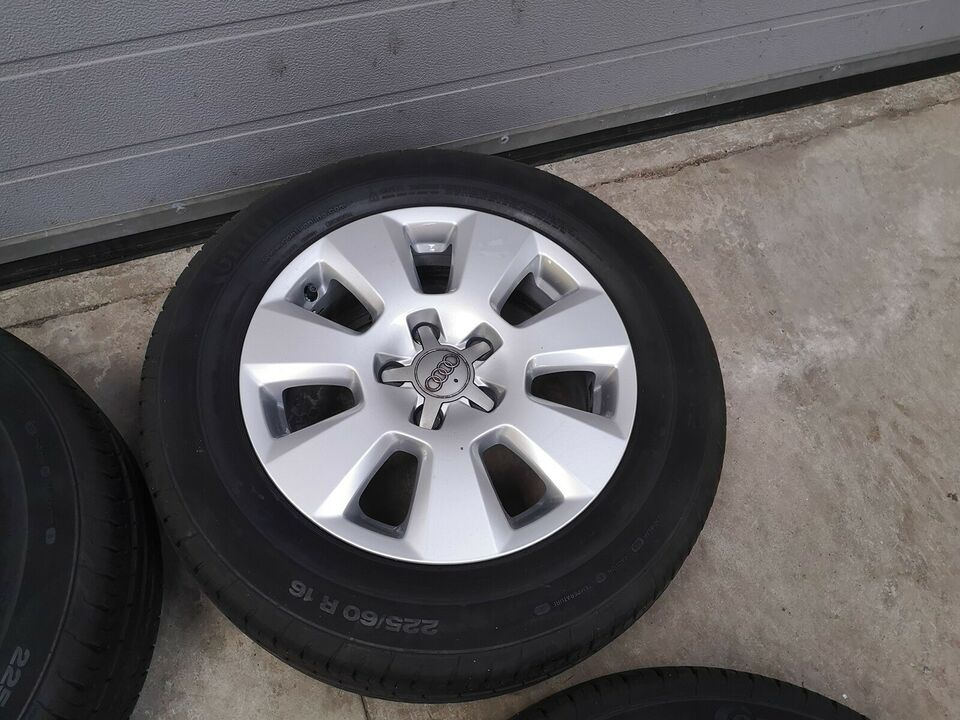 fælge med dæk