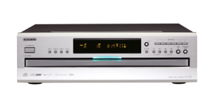 Onkyo-DX-C390-6-Disc-CD-Player-Changer-Multi-Six-Carousel-Compact-Silver