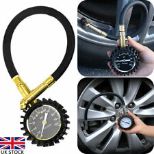 Accurate Heavy Duty Air Tire Pressure Gauge 100 PSI for Car Truck Motorcycle SUV