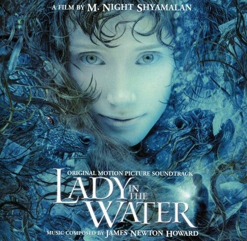 1 of 1 - Various Artists, Jam - Lady in the Water (Score) (Original Soundtrack) [New CD]