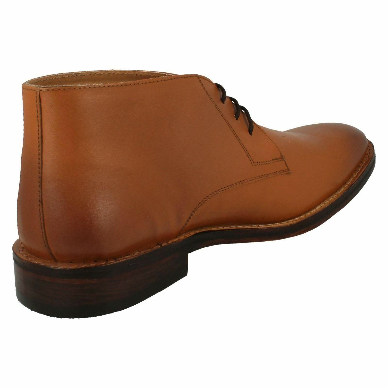 Uomo MCW159 Boot 4400  Lace Up Ankle Boot MCW159 By Catesby e94d37