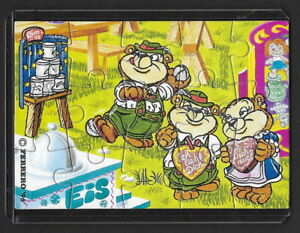 Jouet kinder puzzle 2D Die Top Ten Teddies 659258 Allemagne 1996 + étui +BPZ lj9BmGqu-08023204-107761427