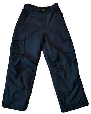 Adjustable Waistband Girls Swiss Tech Snow Pants