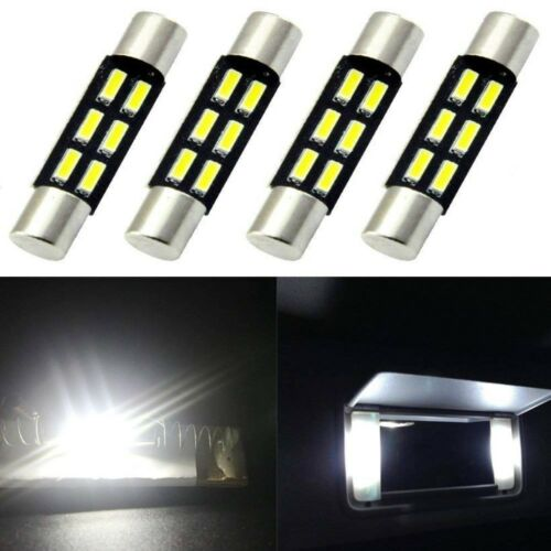 17 x Super Bright Interior LED Lights Package For 2007-2013 Chevy Silverado