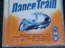 DANCE TRAIN 1999 Vol 2 Angel City, Viper, Boney M., Dope Smugglaz, Roxette......