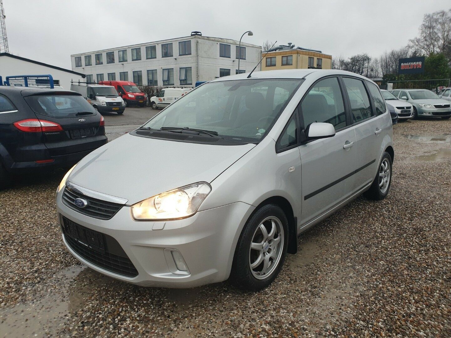 Ford C-MAX 1,6 Titanium Collection 5d - 49.900 kr.