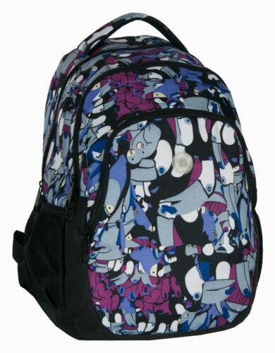 Rucksack Pinguine Schulrucksack Freizeitrucksack Schulranzen Schultasche Tasche