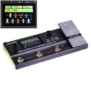 Mooer-GE200-Amp-Modelling-amp-Multi-Effects-Pedal-Processor