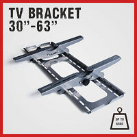 Tv Wall Mount Bracket For Led Lcd Plasma 30 32 37 42 46 50 52 55 60 62 63 Inch