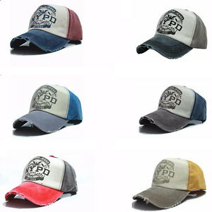 1pcs Fashion UNISEX Baseball Cap Fit Fitted Hat NYPD Cap Cotton ... ff449b5113