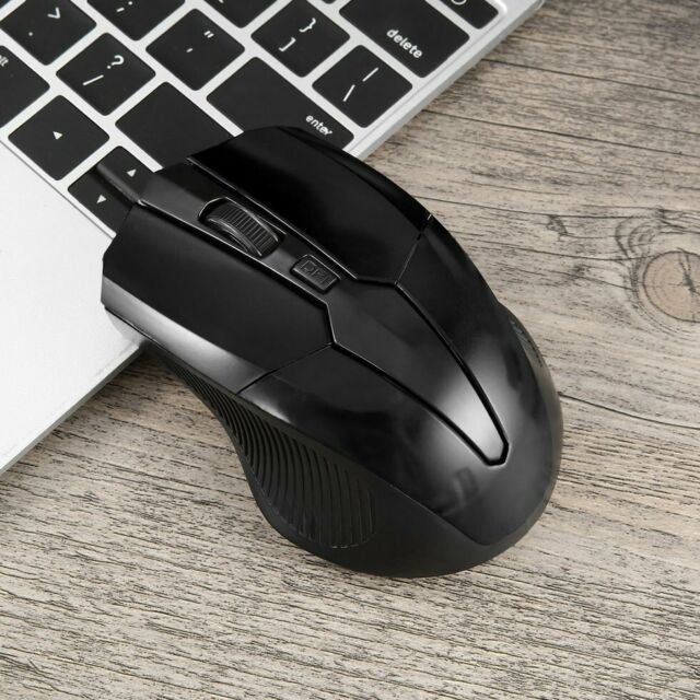 2.4 GHz Wireless Optical Mouse with Built-in USB 2.0 Receiver for PC Laptop GN