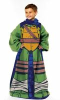 Nickelodeon Tmnt being Leo Youth Comfy Throw - By The Northwest Company, New, on sale