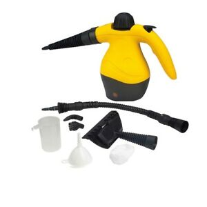 New-Hand-Held-1050W-Portable-Steam-Cleaner-Steamer-PRO-w-Attachments-FREE-SHIP