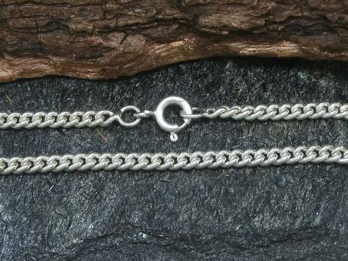 Panzerkette Halskette Kette Echt Silber 925 Silberkette Unisex