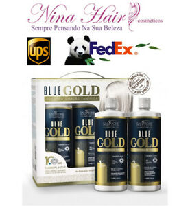 b85fecba1e5ee Image is loading SALVATORE-KERATIN-TREATMENT-BRAZILIAN-HAIR-STRAIGHTENING- BLUE-GOLD-