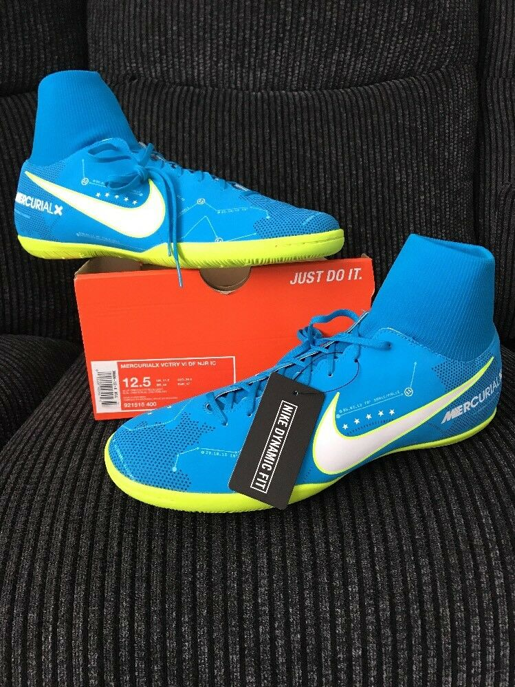 Nike mercurial Vctry Indoor Football Boots Size 11.5 European Size 47