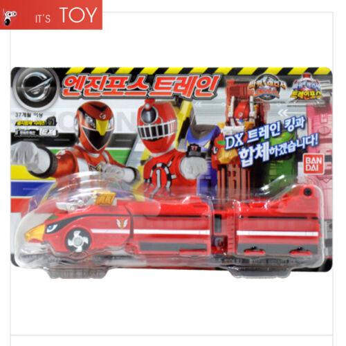 Power Rangers ToQger Tokkyuger EX Go-Onger Ressha Train Set Red Sentai Bandai