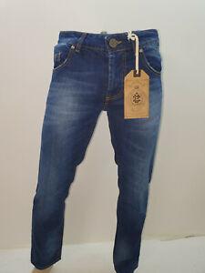 Jeans-Uomo-Zu-elements-Pants-men-Art-Tight-Golden-Sconto-55