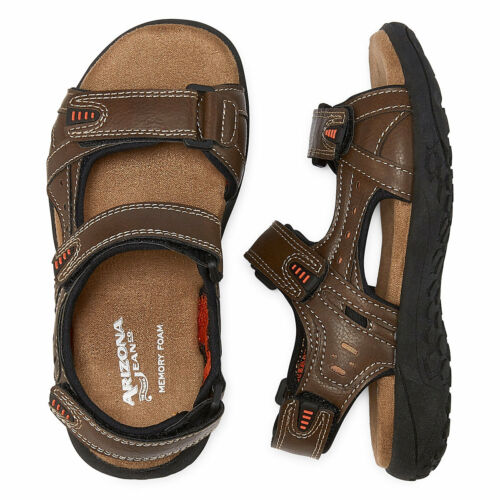 NEW Arizona Dexter Boys Strap Sandals Youth size 3