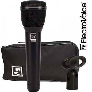 Electro-Voice-ND96-Mikrofon-dynamisches-Grossmembran-Gesangsmikrofon-NEU