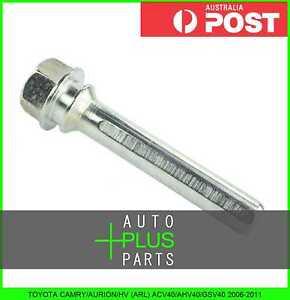 Fits-TOYOTA-CAMRY-AURION-HV-2006-2011-Brake-Caliper-Slide-Pin-Brakes-Rear