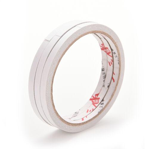 Rollos de 6mm Doble Cara Cinta Adhesiva álbum de recortes elaboración de Tarjetas artesanal DSUK