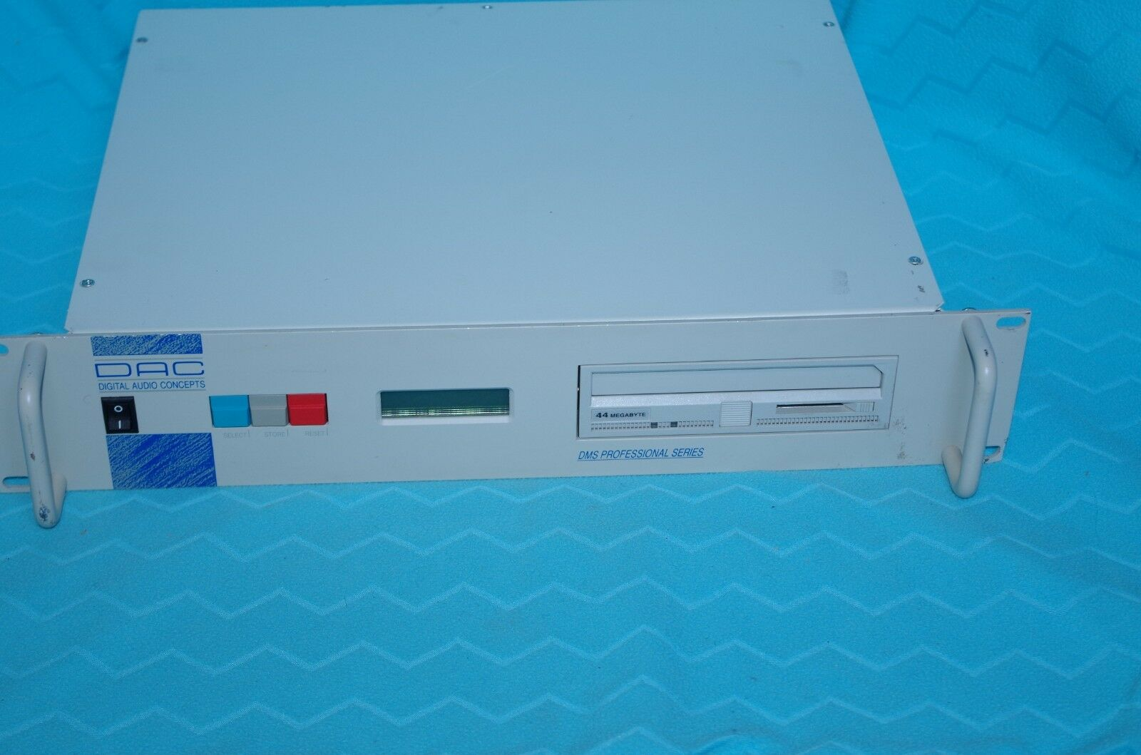 DAC DSM SCSI   44MB Interface