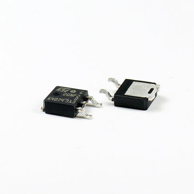 STD20NF20 Mosfet N-ch 200V 18A DPAK TO-252
