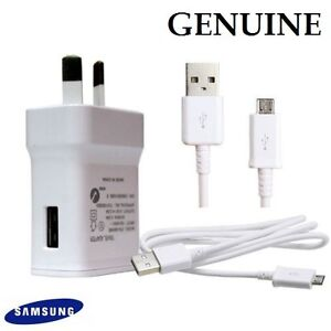 Genuine-Samsung-USB-2A-AC-Wall-Charger-data-Cable-for-Galaxy-S7-S6-S5-S4
