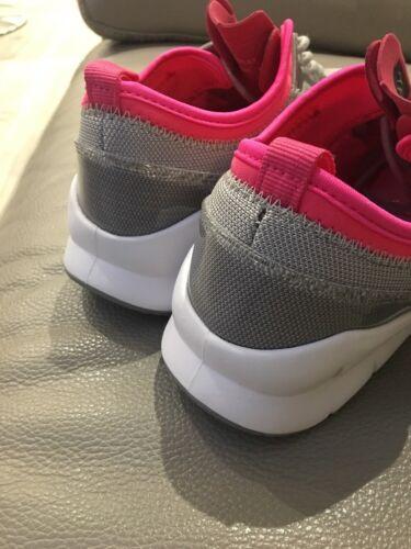 Light 8 Uk With Trainers Replay Grey Pink Bnwob B8aq4Ww