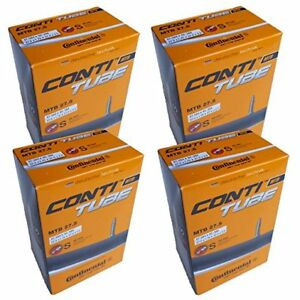 1-4-x-Continental-27-5-MTB-Mountain-Bike-inner-tubes-Presta-Schrader