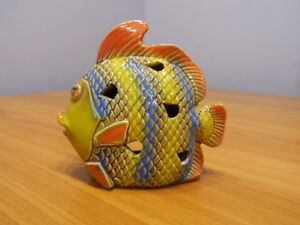 Ceramic-Colorful-Glazed-Fish-Shaped-Tea-Light-Candle-Holder