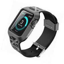 Apple Watch Case, i-Blason Unity Series Premium Hybrid Protective Bumper Protect