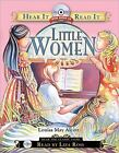 Hear It Read It Classics: Little Women 0 by Naxos of America Staff and Louisa May Alcott (2008, Hardcover)