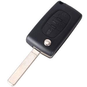 Guscio-rigido-cover-chiave-telecomando-auto-3-tasti-pieghevole-PEUGEOT-301-P8G