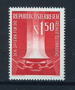 AUSTRIA-1961-MNH-SC-659-Victims-in-Austria-s-fight-for-freedom