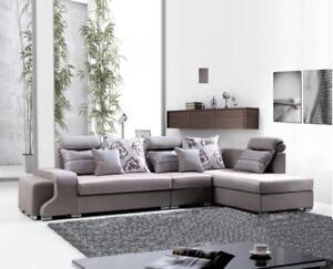 Cuscini Moderni.Divano Salotto Mega Sofa Tessuto Angolare Sofa Moderno Soggiorno