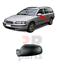 Para-Volvo-V70-II-00-04-S80-98-04-Cubierta-Del-Espejo-De-Ala-Puerta-Tapa-para-pintar-izquierda miniatura 1