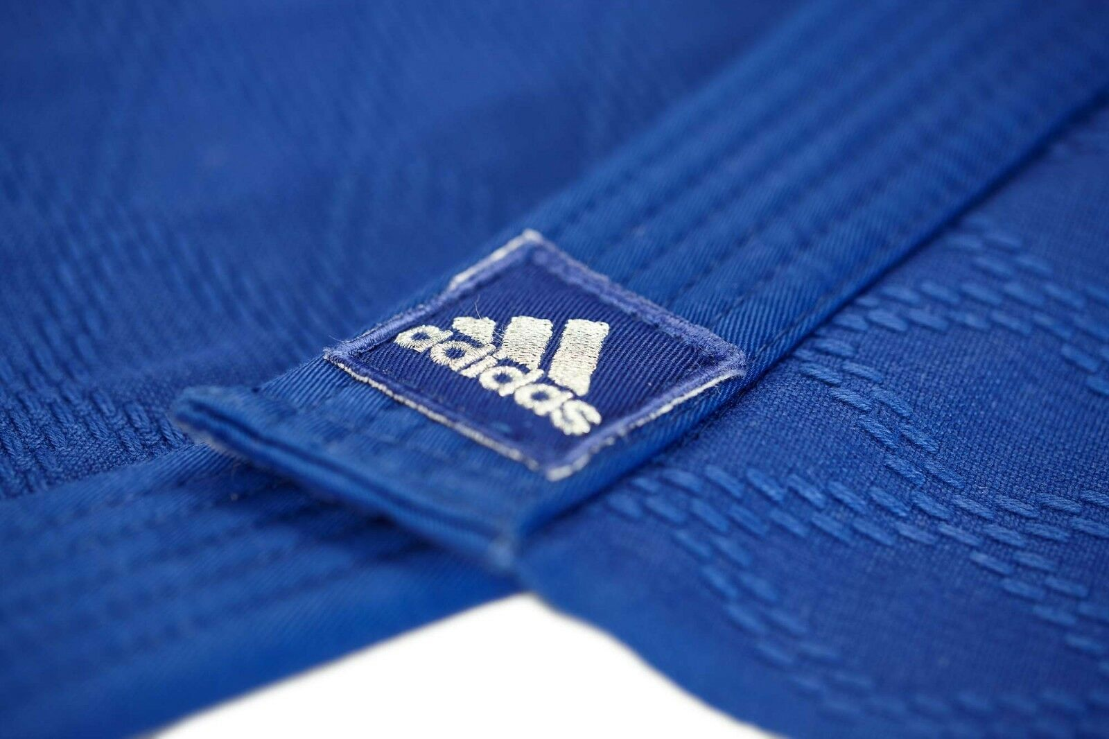 Adidas Judo-Anzug  Millenium  blau silbernes Logo - - - J990B - Judo-Anzug - Judo-Gi 477f6c