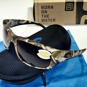 8288da797 Costa Del Mar Fantail Polarized Sunglasses-Mossy Oak SGB Camo/Copper ...