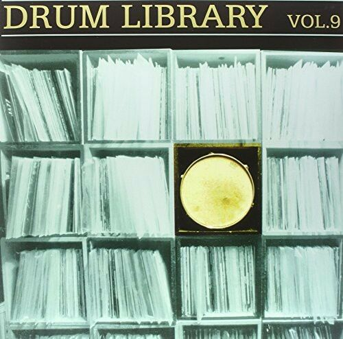 Paul Nice - Drum Library 9 [New Vinyl]