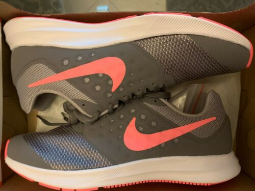 GRADE SCHOOL Gray Pink SIZE 6.5  6.5Y Nike Girls Youth Downshifter 7 GS