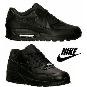 Nike Air Max 90 Men's Running Sneakers Athletic Lightweight Sport Gym Leather
