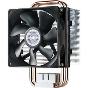 HYPER T2 - Compact CPU Cooler With Dual Looped Direct Contact Heatpipes