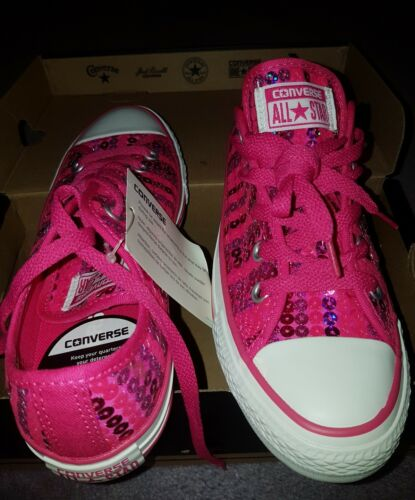 Sneakers Uk Converse 4 Genuine New Size qpwgxBT