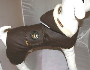 0152-Angeldog-Hundekleidung-Hundemantel-Hundejacke-Hund-Mantel-RL36-M-Baby