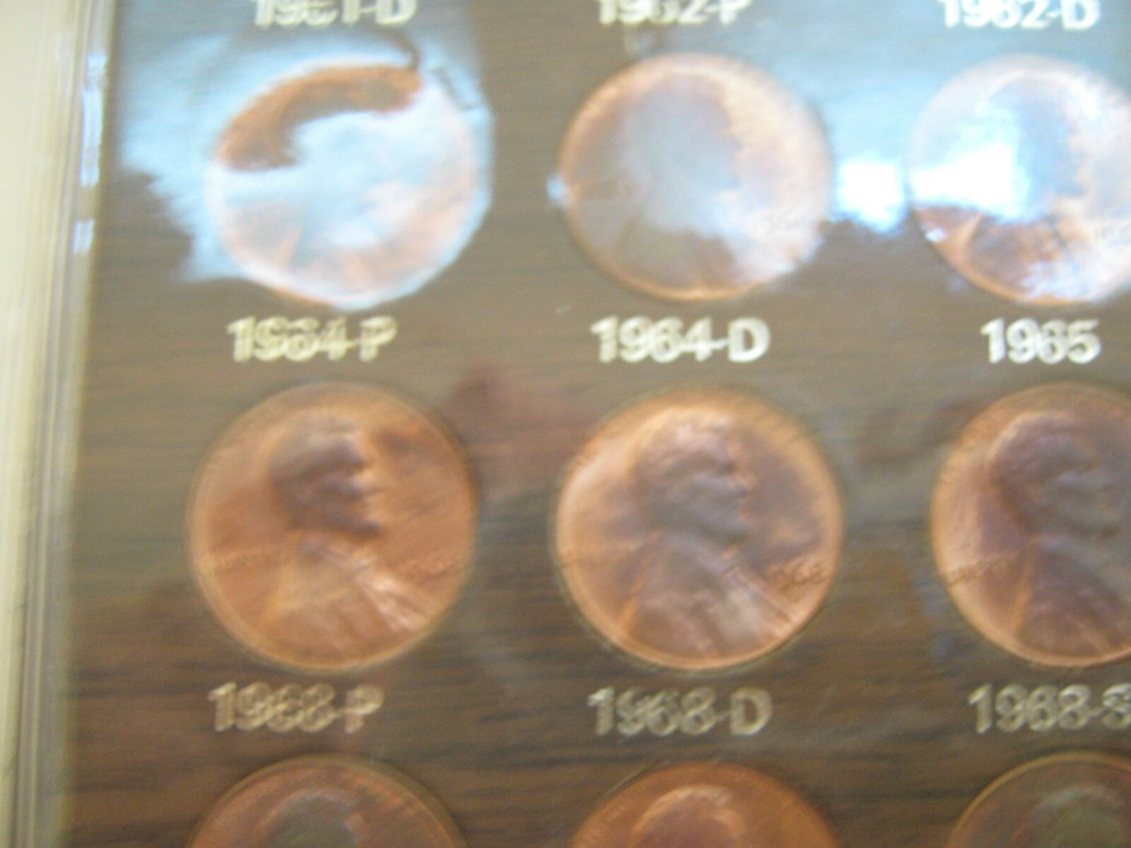 Lincoln Memorial Cent Set , 1959-1973 ,33 Uncirculated
